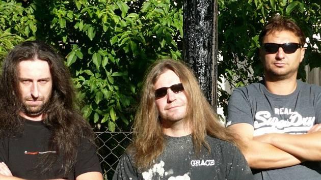 Hranická metalová kapela Grace