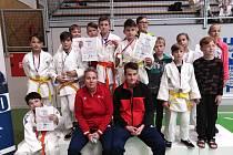 Úspěšní zástupci Energy Judo Teamu.