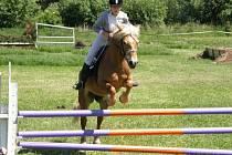 Jezdci v Radkově Lhotě