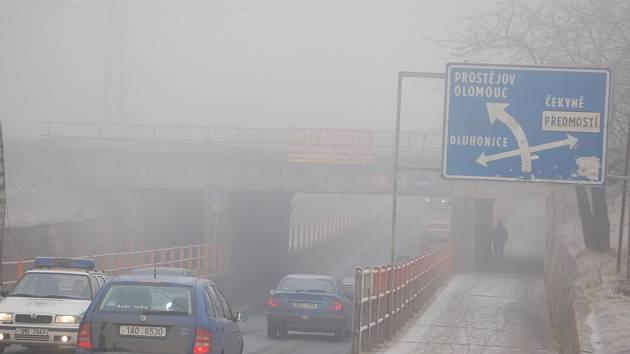 Oprava podjezdu v Přerově Předmostí přijde na patnáct až dvacet milionů korun.