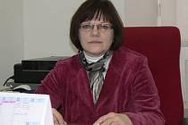 Ředitelka muzea v Hranicích Hana Svobodová