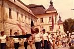 Především TJ Sokol byl v neustálém styku s komisí pro tělovýchovu a mládež při MNV. Ve spolupráci s výborem TJ v čele spředsedou Jiřím Drábkem operativně řešili vše, co by mohlo ohrozit nácvik spartakiádních skladeb nebo průběh spartakiády v roce 1980.