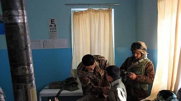 Náročnou operaci absolvovali v uplynulých dnech příslušníci 6. jednotky provinčního rekonstrukčního týmu v afghánském Lógaru