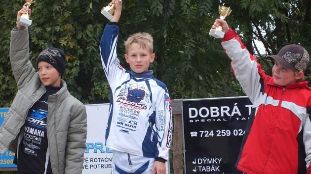 Stoupající formu potvrdil Michal Křištof, když opět vyhrál a vybojoval tak celkové první místo v ČMP.