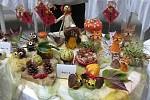 Za dekorativní výrobky získala MŠ Rakov zvláštní cenu poroty.