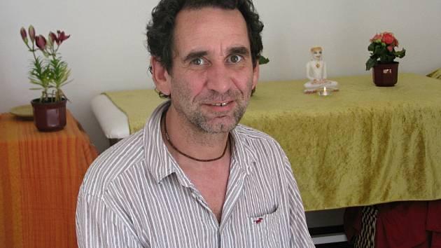Duchovní učitel a terapeut Gaia