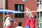 Deset družstev se utkalo na pátém ročníku Župního volejbalového turnaje ve Velké.