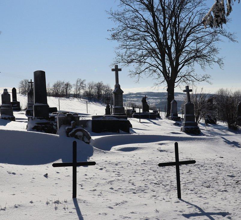 Hřbítůvek na Ranošově