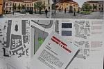 č.13. Autor: Jiří Prokeš spolupráce Tomáš Konvičný. Návrh památníku TGM v Hranicích