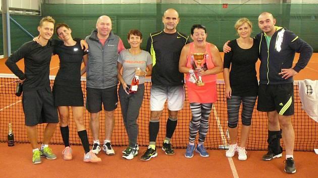 Hraničtí tenisté