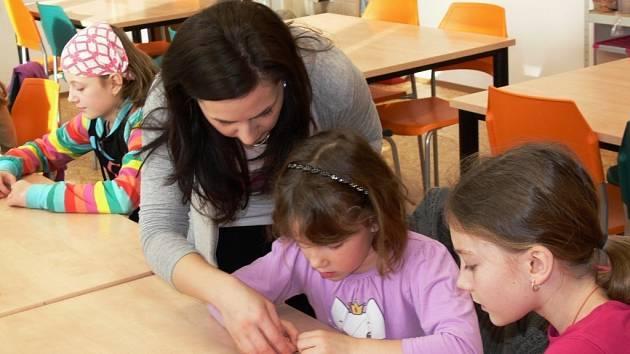 Děti v hranickém Domečku měly i o prázdninách nabitý program