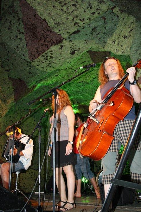 Olšovecký hudební rybníček 2015