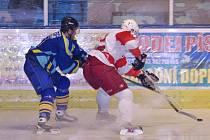 Přerovští hokejisté doma podlehli Opavě 2:4.