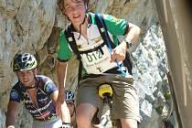 Novinkou na Author Šela marathonu 2008 bude závod jednokolek.