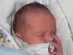 Vojtěch Krasňák, Skalička, narozen 5. června 2012 ve Valašské Meziříčí, míra 51 cm, váha  3 800 g