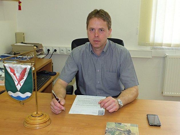 Petr Pajdla, starosta Stříteže nad Ludinou
