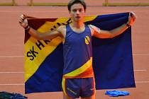 Hranický atlet Rostislav Kolář