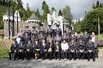V Radíkově se sešli zasloužilí hasiči okresu Přerov