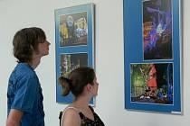 Výstava fotografií Pavla Dačického o cestách jihovýchodní částí Spojených států amerických