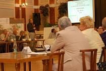 Územní plán města schvalovali na svém mimořádném zasedání v pondělí 21. září přerovští zastupitelé.