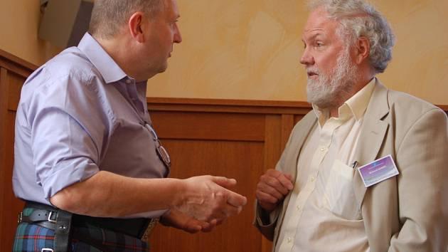 Evropští poradci rokují v Přerově o venkově.