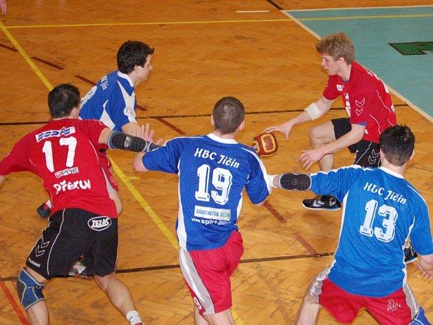 Přerov rozhodl o svém vítězství již v prvním poločase.