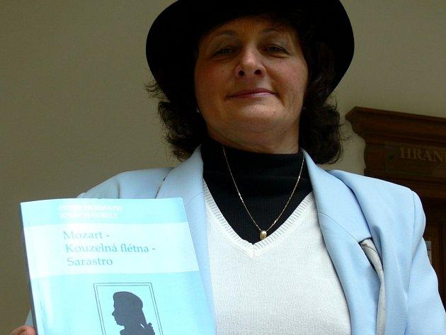 Svou novou knihu poslal Josef Haubelt i členům olšovecké společnosti Patriot.