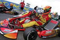 Pivoda se stal třetím jezdcem stáje ADM Motorsport pro sezonu 2008 italské formule Master.