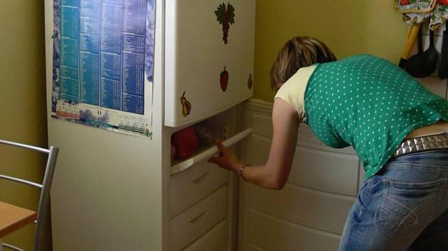 Kvůli dlouhotrvajícímu výpadku elektřiny museli lidé vyhazovat obsah svých mražáků