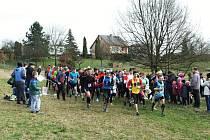 V Opatovicích uspořádal místní TJ Sokol tradiční Lesní běh.