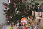 Zápis v knize rekordů mají  Hranice. Účastníkům akce Dáreček pod stromeček 2008 se v průběhu dvou týdnů podařilo nasbírat celkem 1890 dárků.