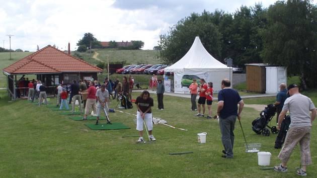 Golf Club Radíkov má v současnosti přibližně 250 členů.