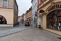 Centrum Hranic. Ilustrační foto