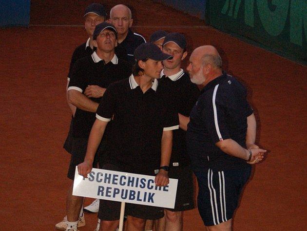 Český tým vybojoval bronzové medaile.