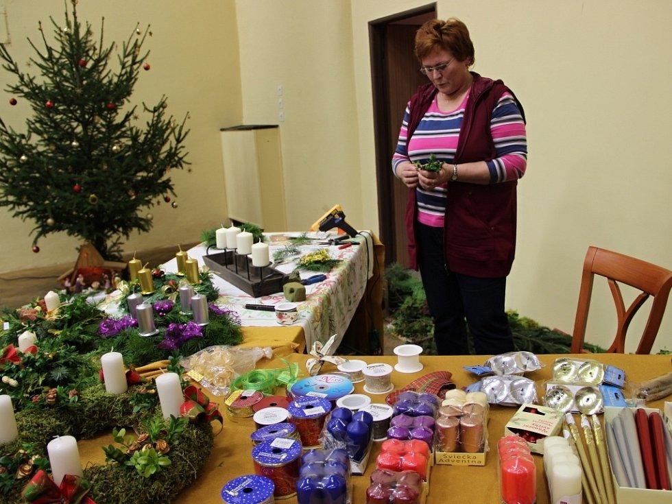 Vánoční výstava ve Všechovicích