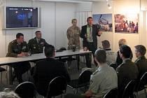 Vlastimil Mach představil svůj nový dokument s názvem Hranice v Afghánistánu.