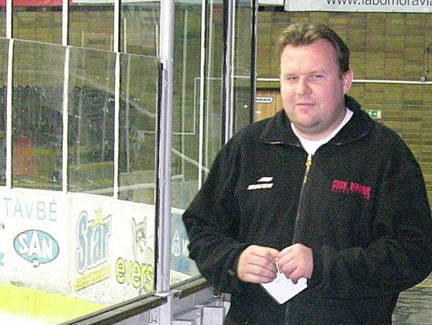 Radomír Kužílek se stal trenérem HK Prostějov.