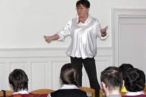 Přednáška Lidmily Pekařové v Hranicích