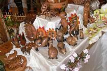 Tradiční velikonoční výstava v Rouském