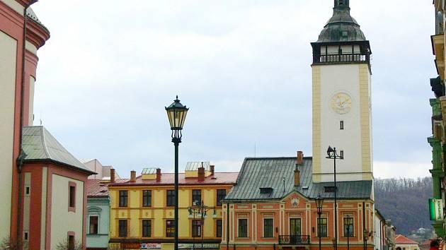Stará radnice v Hranicích