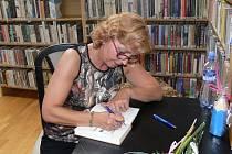 Spisovatelka Jaroslava Černá