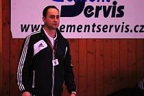 Libor Hrabal, trenér TJ Cement Hranice