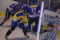 Hokejisté nevstřelili v Novém Jičíně žádný gól.