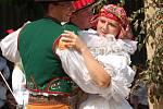 Třídenní hodové slavnosti se o víkendu konaly v Troubkách.