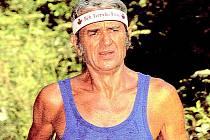 Jiří Březina - nejvytrvalejší český běžec – vytrvalec.