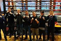 Hraničtí kickboxeři si odbyli premiéru ve Slaném.