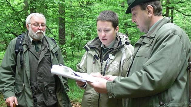 Studenti Střední lesnické školy přesvědčovali maturitní komisi o svých znalostech