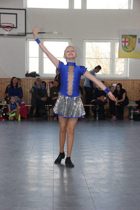 Mažoretky se sjely do Bělotína již po patnácté