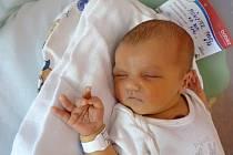 Pavel Münster, Hranice, narozen dne 4. července 2014  v Olomouci, míra: 51 cm, váha: 3890 g