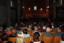Bělotínský týden zpěvu zakončil Závěrečný koncert.